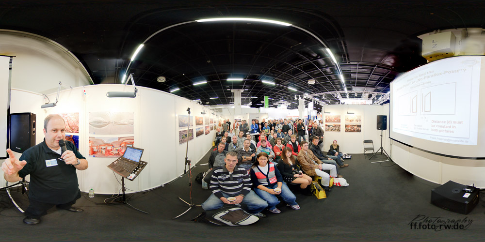 Photokina Köln: Vorträge zur Panoramafotografie