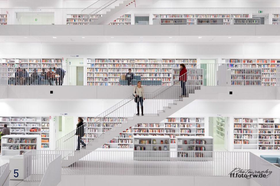 Stuttgart: Stadtbibliothek