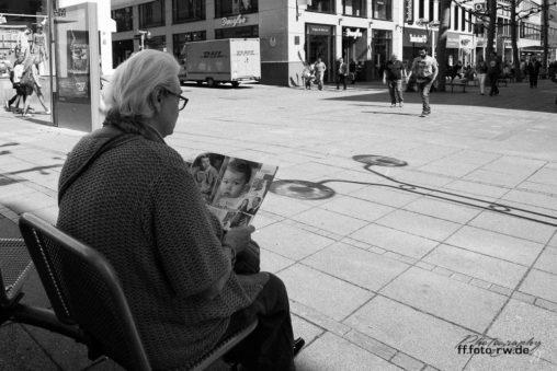 Stuttgart: Street Photography