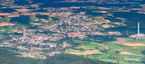 Rottweil Luftaufnahme